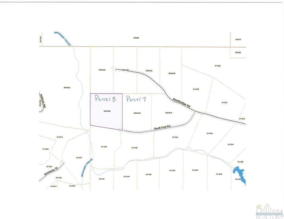 Parcel 8  South Fork